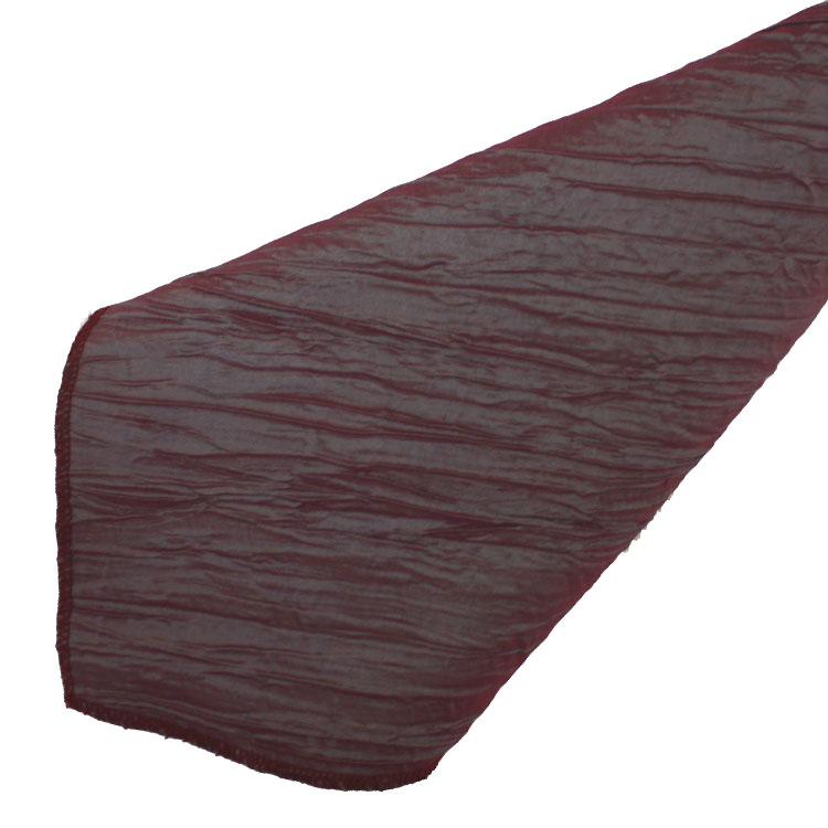 Steel Passion Berry Crinkle Napkins