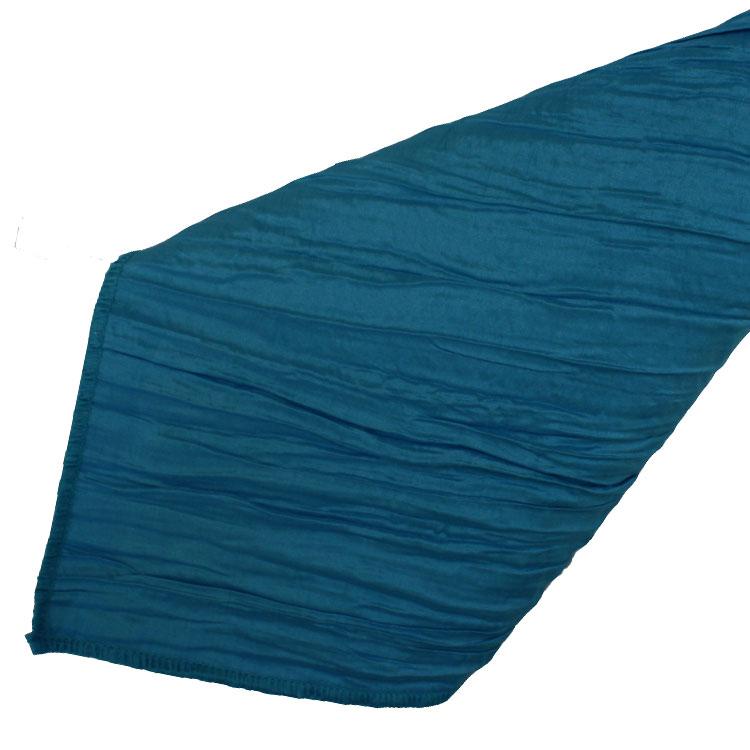 Turquoise Crinkle Napkins