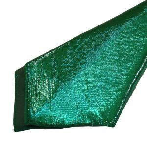 Emerald Lame Napkins