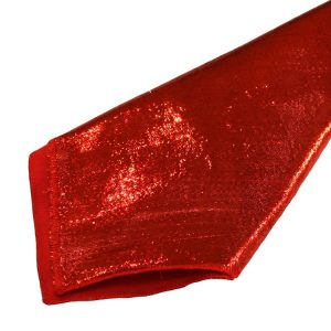Red Lame Napkins