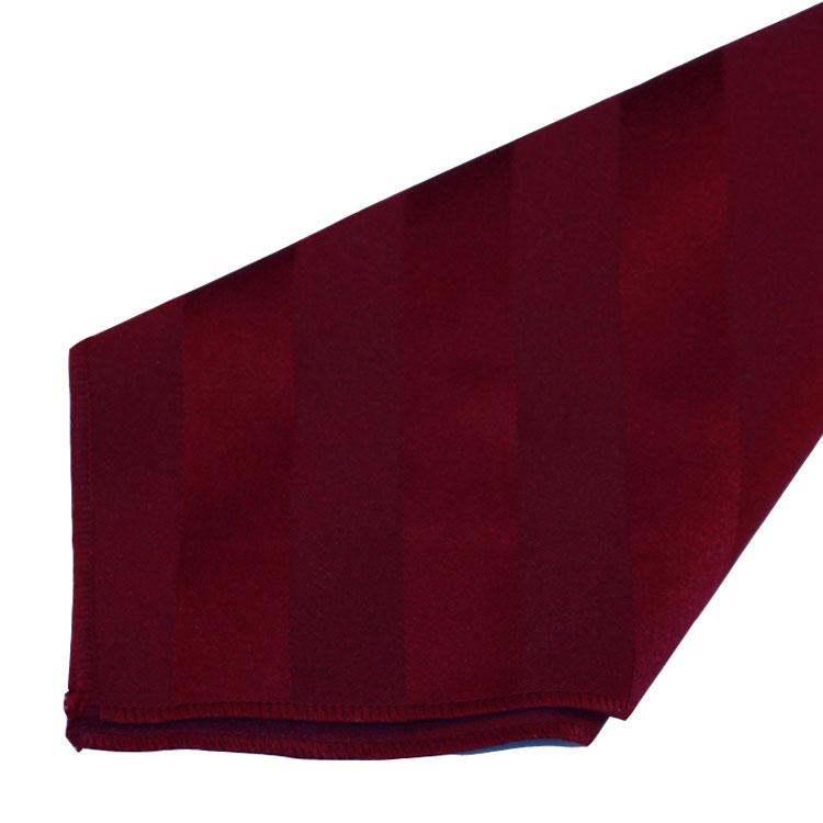 Burgundy Imperial Stripe Napkins