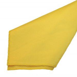 Bright Yellow Lamour Napkins