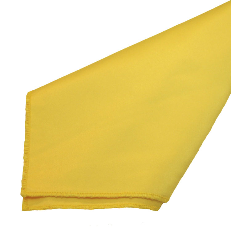 Bright Yellow Lamour Napkins