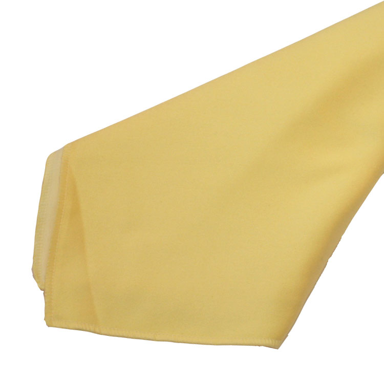 Pale Yellow Lamour Napkins