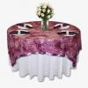 Orchid Tie Dye Paylette Linen Rental