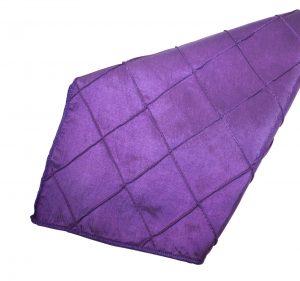Purple Pintuck Napkin