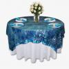 Sapphire Tie Dye Paylette Linen Rental