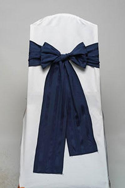 Navy Deco Stripe Tie