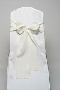 Ecru Imperial Stripe Tie