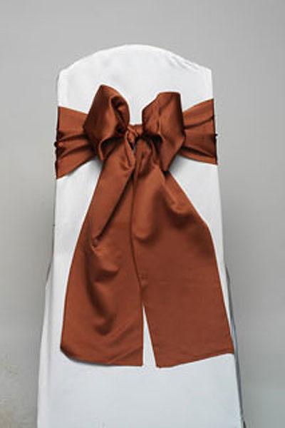 Copper Lamour Tie