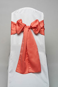 Coral Lamour Tie