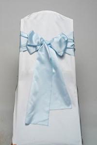 Ice Blue Lamour Tie