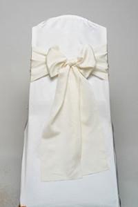 Ivory Lamour Tie