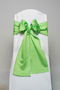 Lime Lamour Tie