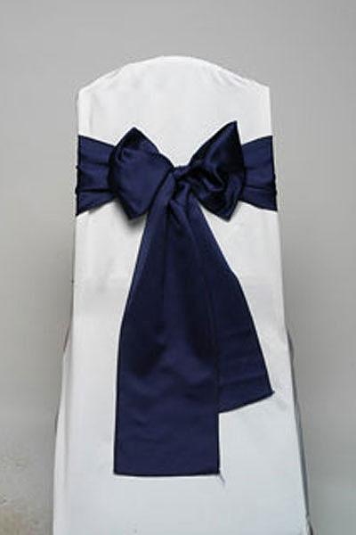 Navy Lamour Tie