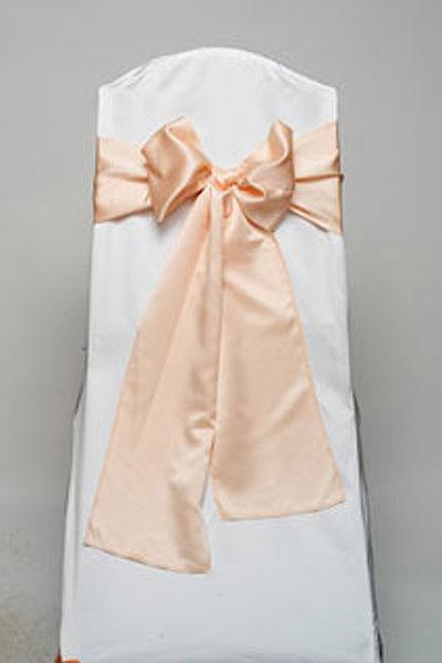 Peach Lamour Tie