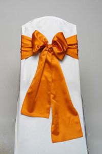 Pumpkin Lamour Tie