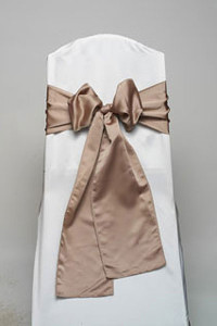 Taupe Lamour Tie