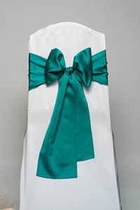 Teal Lamour Tie