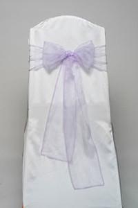 Lavender Organdy Tie