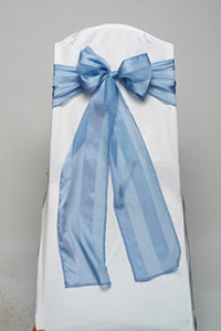 Periwinkle Regal Stripe Tie
