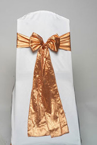 Copper Tissue Tie