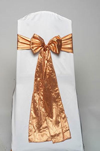 Copper Tissue Tie