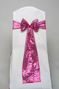 Fuchsia Tissue Tie
