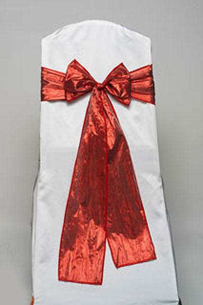 Red Tissue Tie