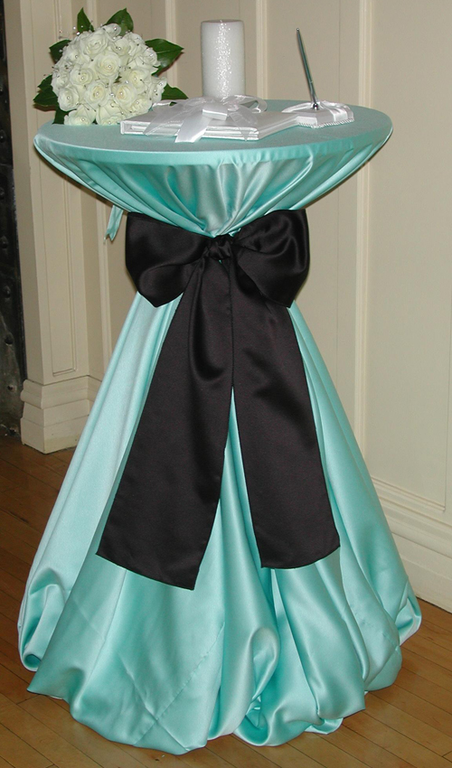 Wedding And Special Event Robin S Egg Blue Lamour Tie For