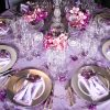 Lavender Lamour Napkins overlay