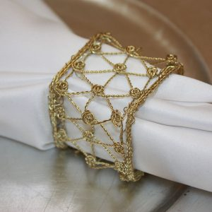Gold Lattice