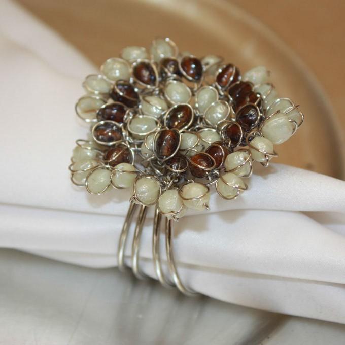 Pearl Jeweled Blossom