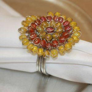 Sunflower Jeweled Blossom