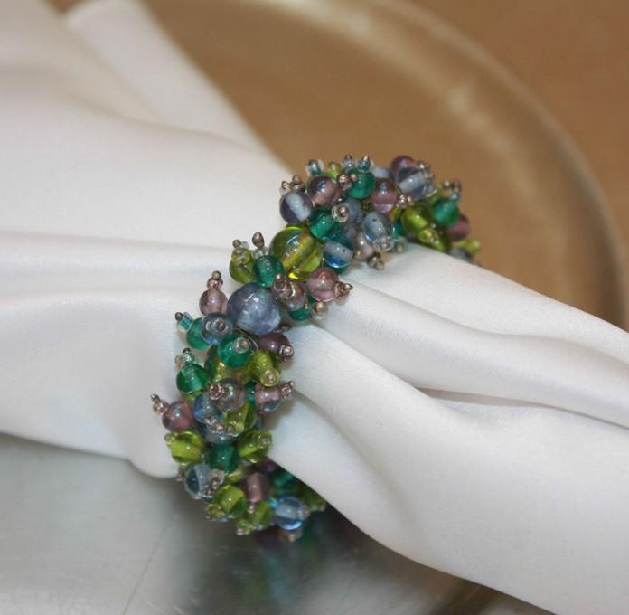 Turquoise Crystalized