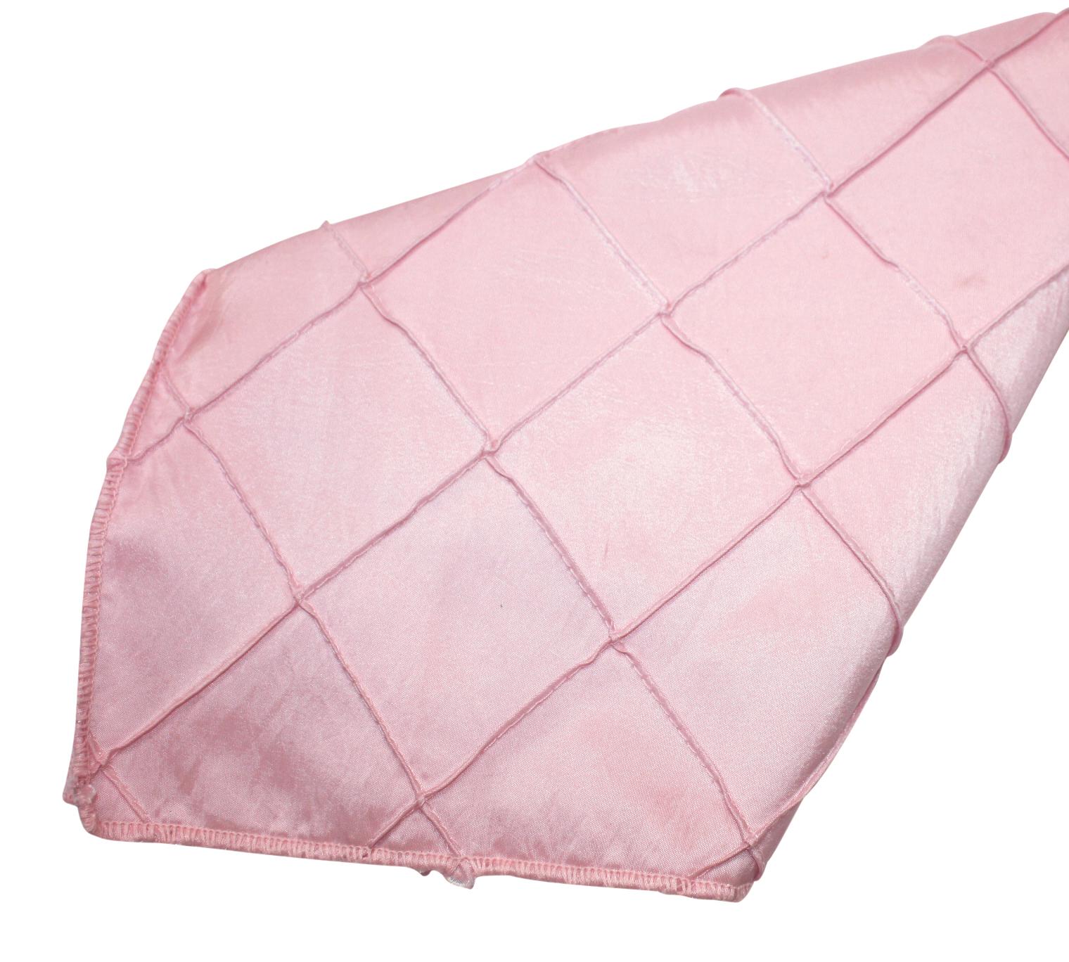 Pink Pintuck Napkin