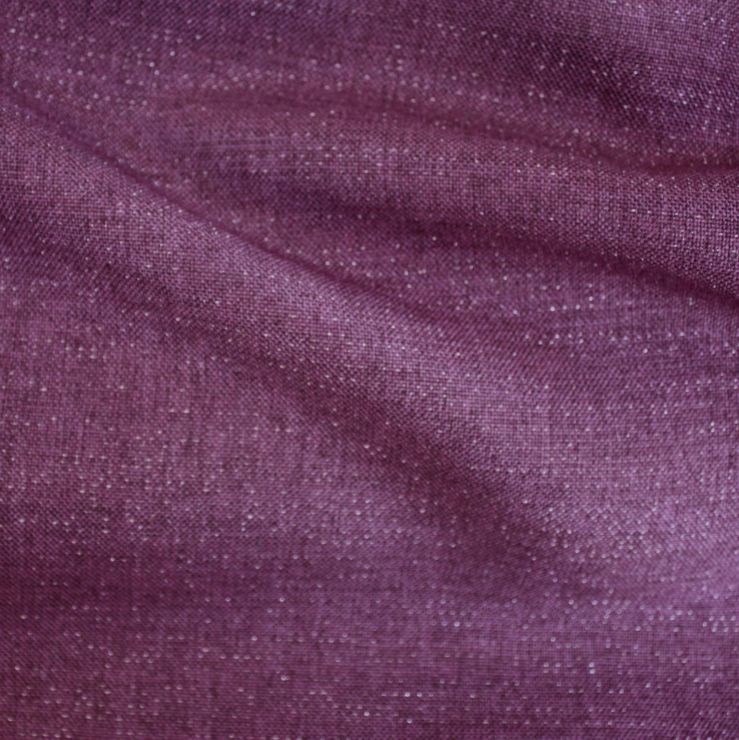 Aubergine Metallic Linen Table Linen Rentals Tablecloth