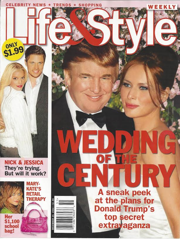 The Wedding of Donald and Melania Trump | Cloth Connection