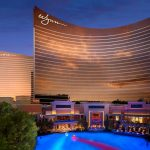 Grand Opening of Wynn Resorts Las Vegas