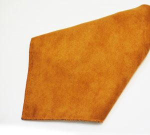 Copper Suede Napkin