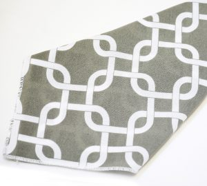 Grey Links Napkin