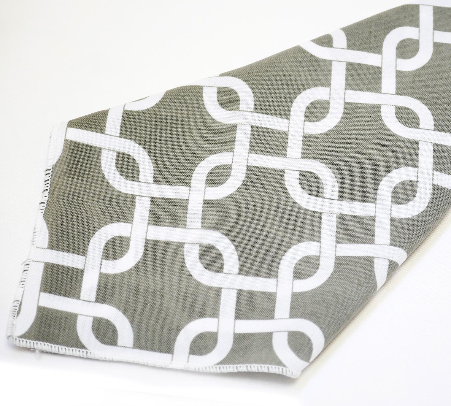 Grey Links Napkin
