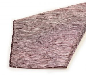 Plum Steel Poly Bengalore Napkin