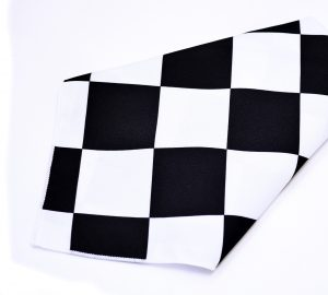Racing Check Napkin