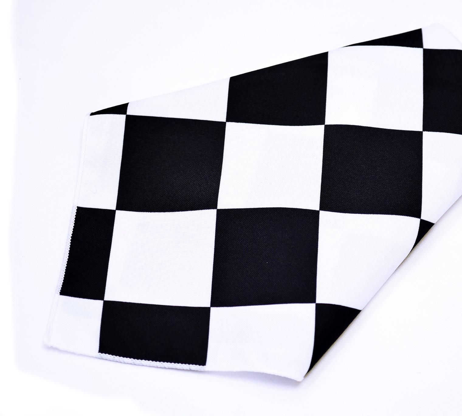 Racing Check Napkin
