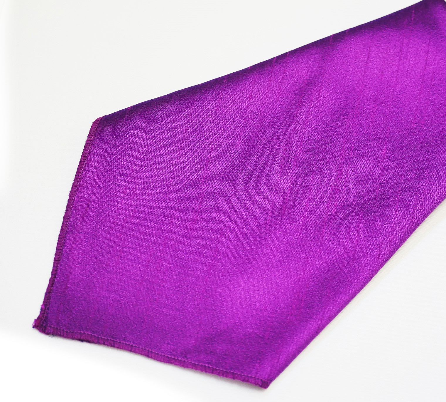 Purple Poly Dupioni Napkin