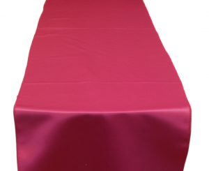 Fuchsia Lamour Table Runner