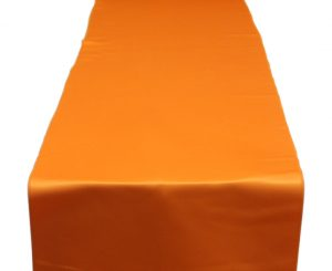 Pumpkin Lamour Table Runner