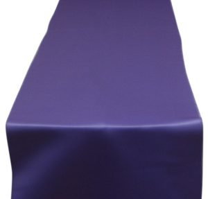 Purple Lamour Table Runner